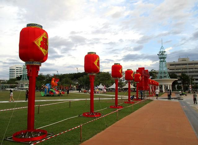 Sibu Lantern Festival 2017 1