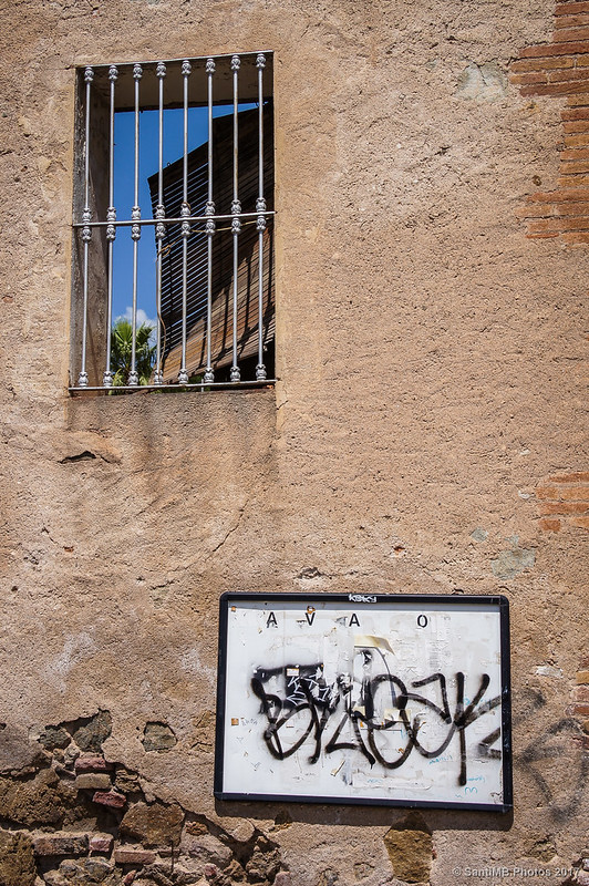 Una casa abandonada en la Clota