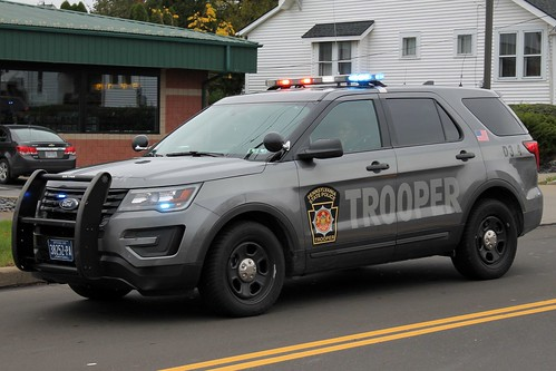 Old Ford Cars >> Pennsylvania State Police Ford Interceptor Utility | Flickr
