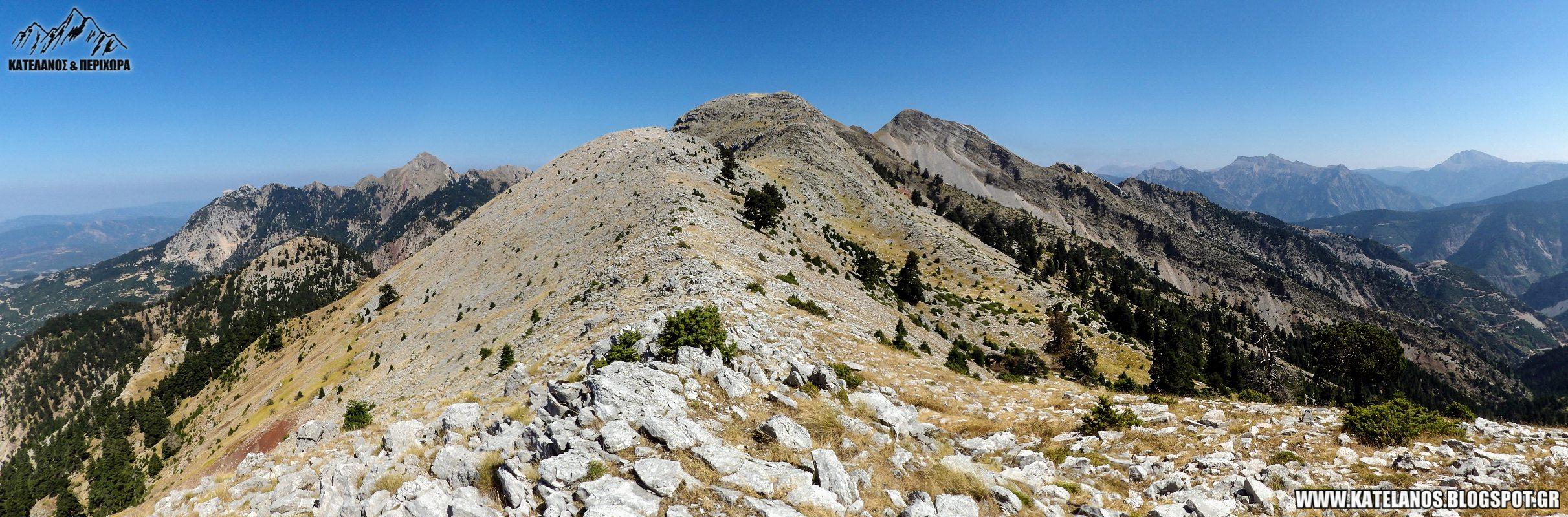 αξιοθεατα αιτωλοακαρνανιας βουνα ορειβασια