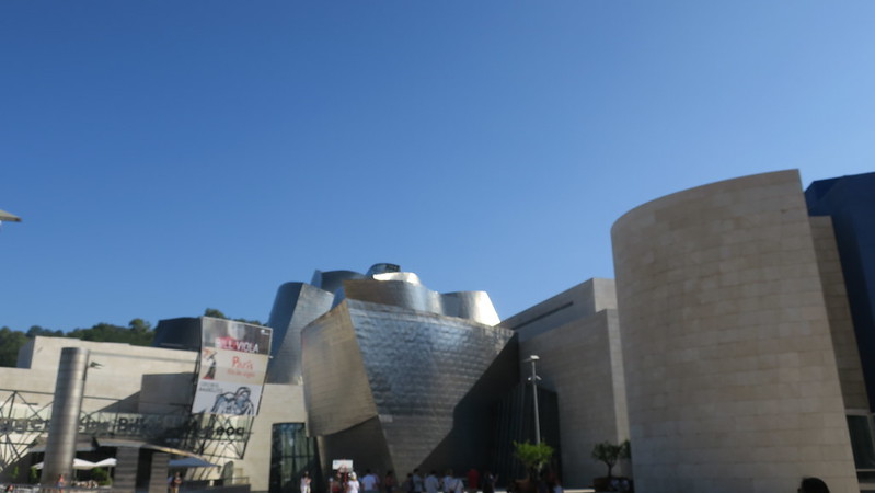 The Guggenheim still looks good.