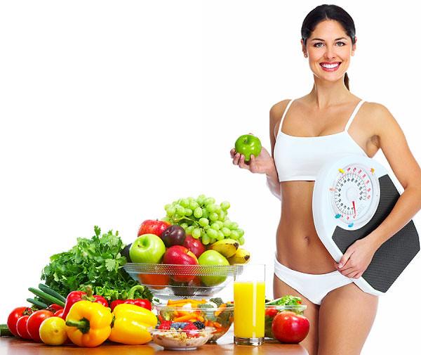 Những sai lầm về dinh dưỡng khiến bạn khó giảm cân