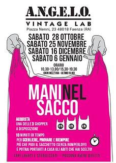 Mani nel Sacco Faenza Angelo Ottobre 2017