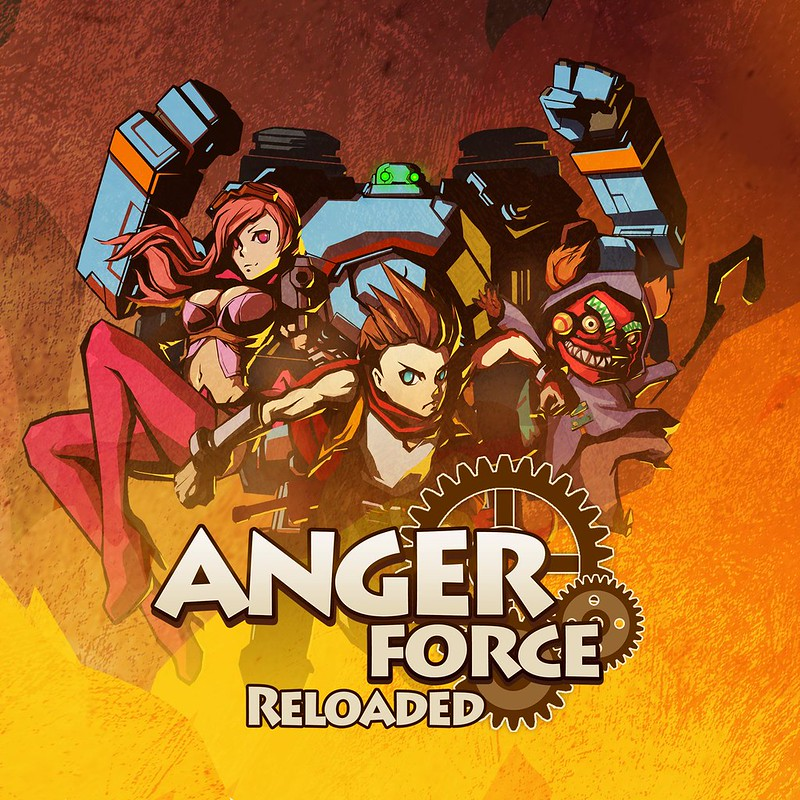 Download game AngerForce Reloaded-SKIDROW full crack