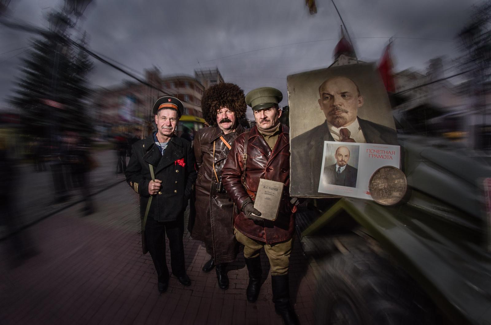 Сто лет революции 7 ноября 1917