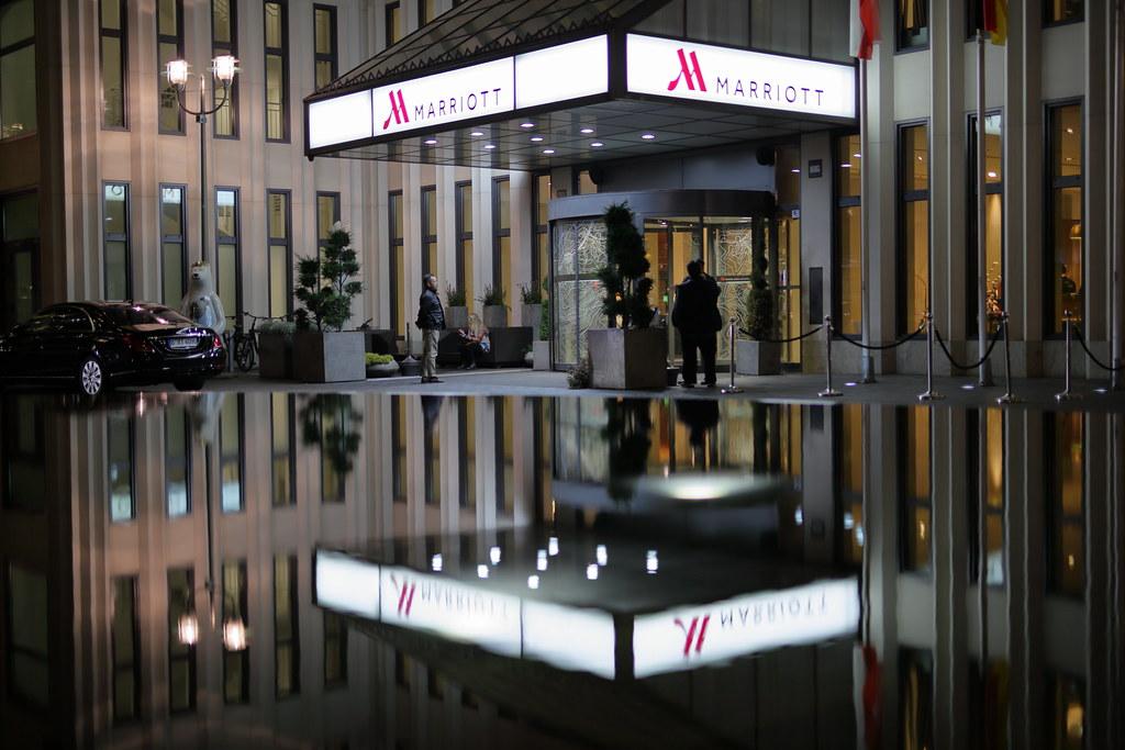 Marriott Hotel Berlin Potsdamer Platz
