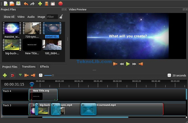 OpenShot-Video-Editor-for-Linux