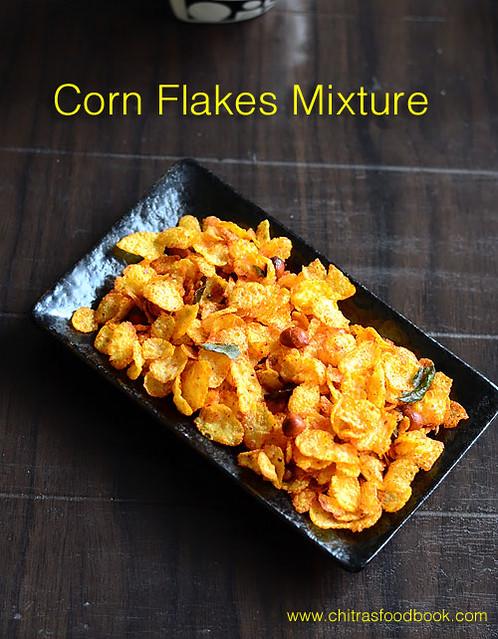 Kellogg's cornflakes mixture