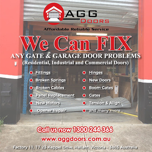 Garage Door Repair Melbourne Flickr