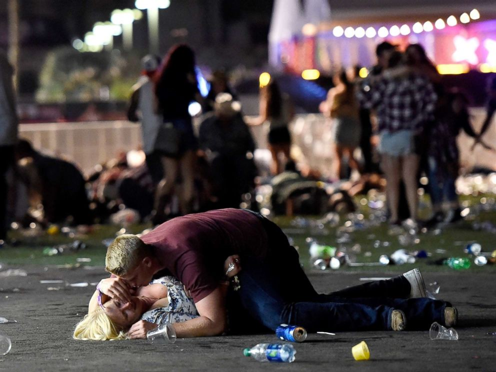 Vegas-shooting.(When hate passes the limits ) | by Aglez the city guy ☺