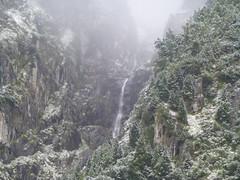 Surrealistischer Wasserfall
