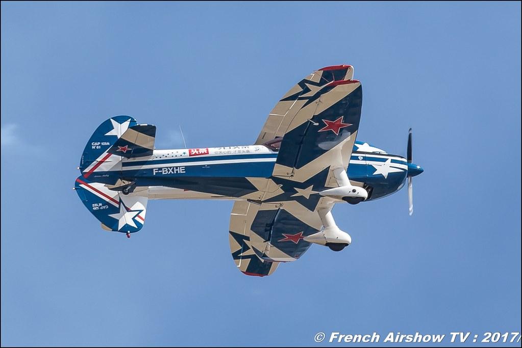 Captens , Marianne et Adam , cap tens , cap 10 , Avignon Air Show 2017 , Aéroclub Vauclusien , avignonairshow2017 , Meeting Aerien 2017