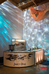 65th Birthday Party, Canvas Event Space, Oct 2017 | Lighting