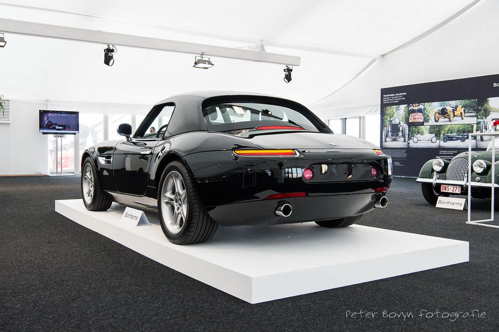 BMW Z8 Roadster - 2000 | E52 1999 - 2003 Design by Henrik Fi… | Flickr