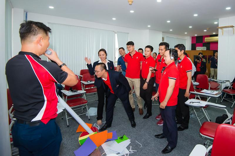 training Kỹ năng quản lý cho cấp Lãnh Đạo