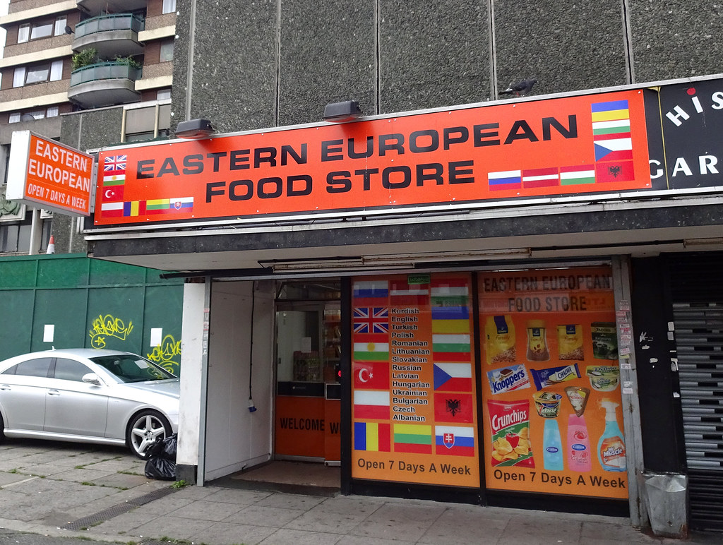 European Food Store Near Me