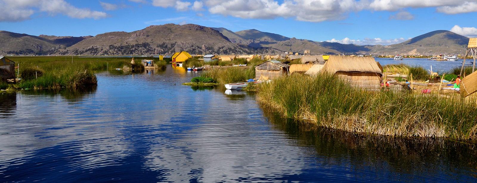 El Lago Sagrado del Titicaca