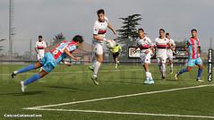Berretti Catania-Cosenza 2-0, primato solitario