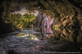 Rydal Water Cave, Lake District | by Splendid What