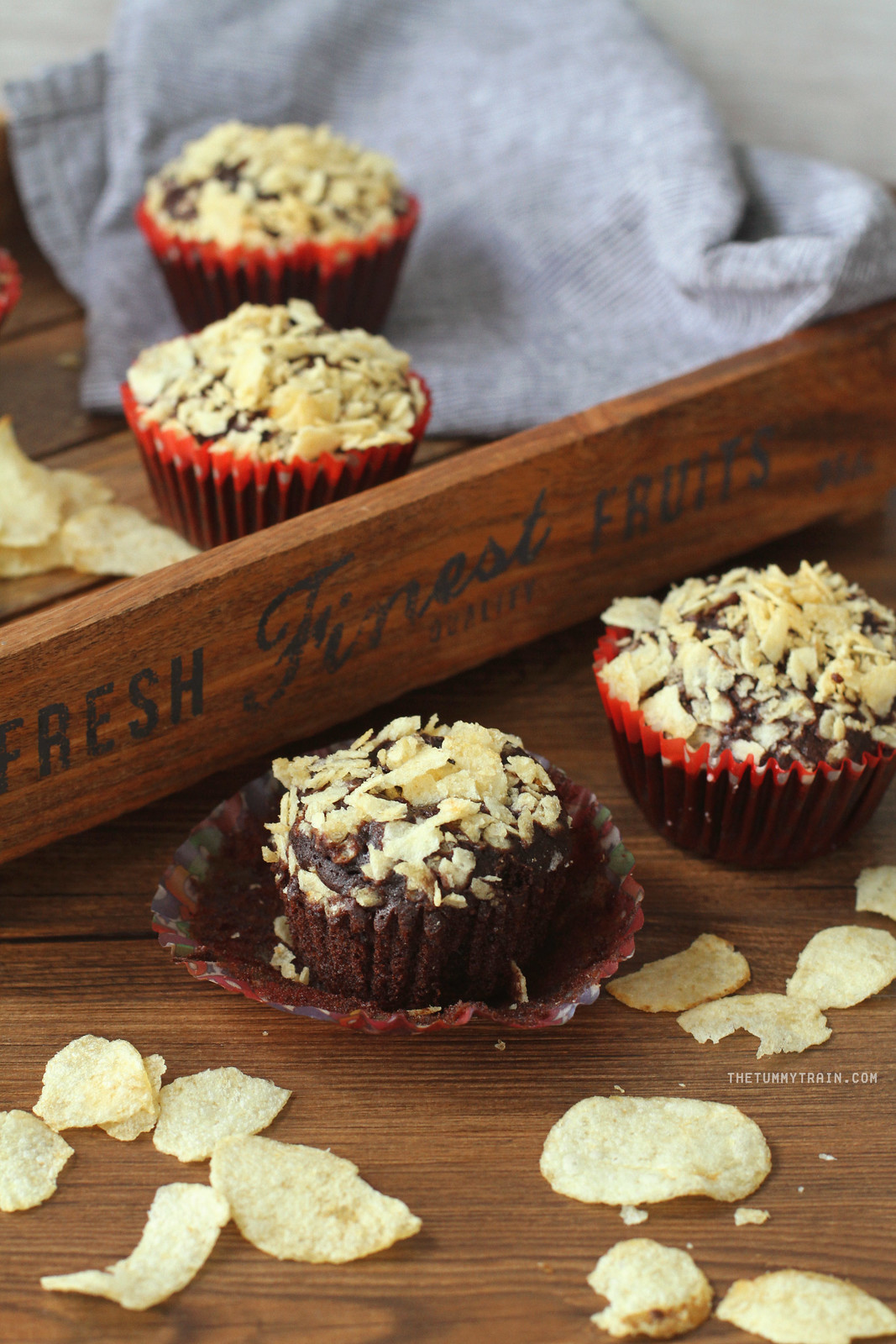 37514912370 8f979ba537 h - These Chocolate-Potato Chips Muffins are a unique play on sweet and salty