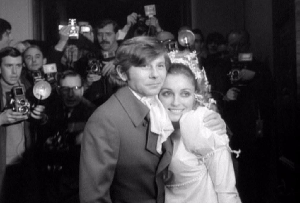 Sharon Tate Amp Roman Polanski Wedding Chelsea London Uk