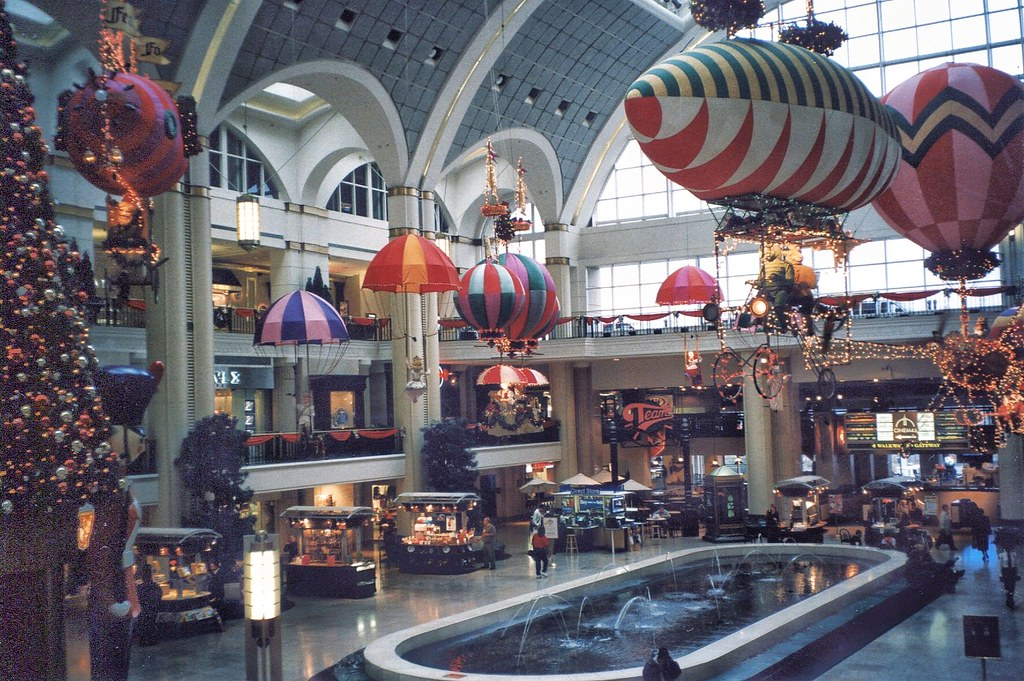 Major World New York >> Cleveland Ohio ~ Terminal Building ~ Landmark ~ Interior | Flickr