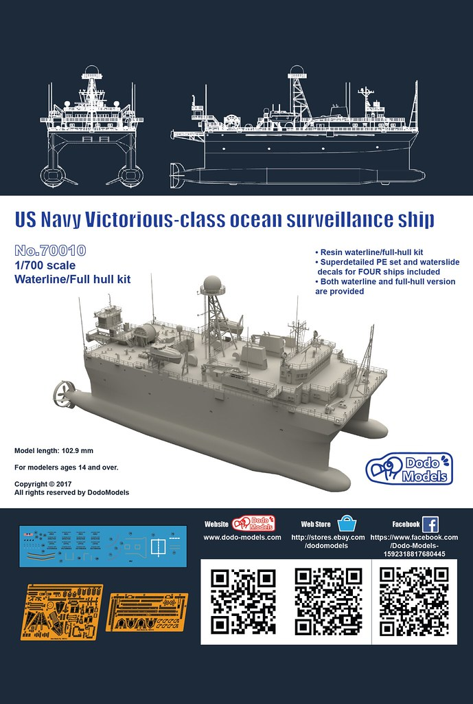 The Ship Model Forum • View topic - 1/700 US Navy Victorious