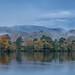 Dawn Mist at Rydal Water, Lake District