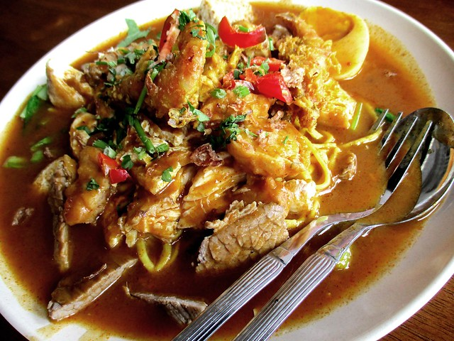 Warong Cafe mee jawa special