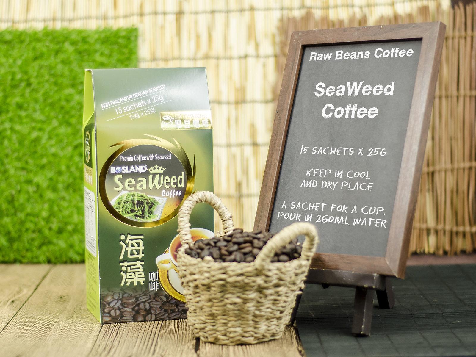 Seaweed Coffee