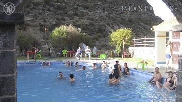 Piscinas en Chivay - Arequipa