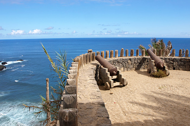 Small fort, Los Realejos, Tenerife