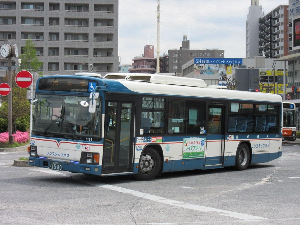 京成バス | 金町駅(南口)にて ...
