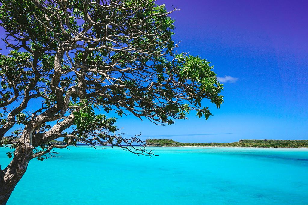 Fotograficznie: Ouvea - wyspa najbliższa raju