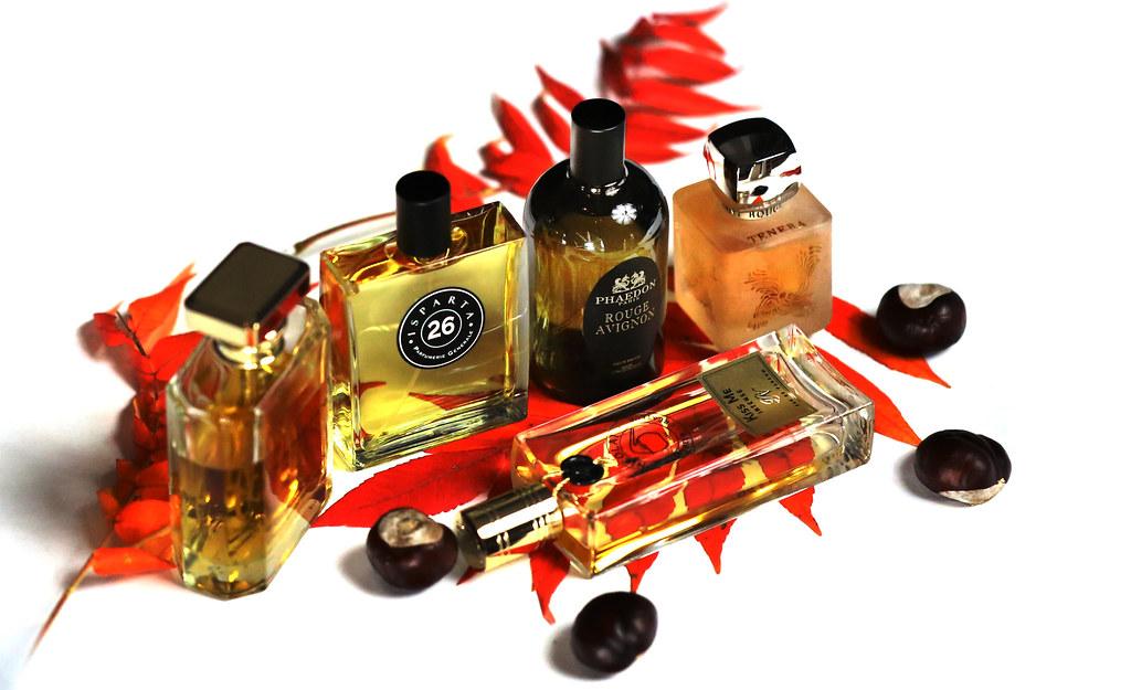 Niszowe perfumy dla kobiet na jesień 2017
