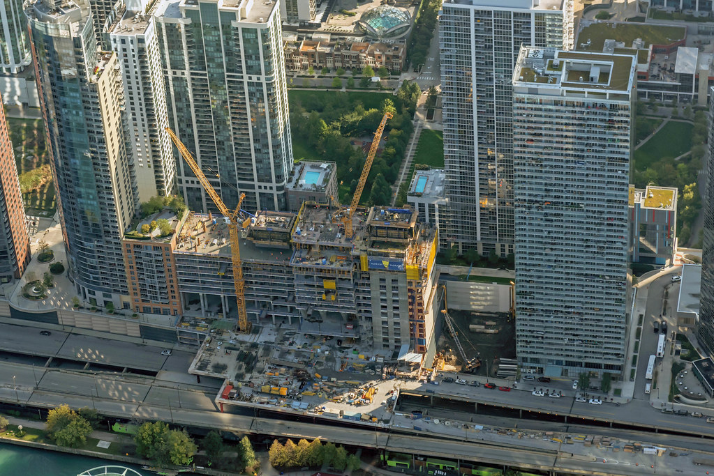 Vista Tower Construction Get A Fresh Take On New Homes