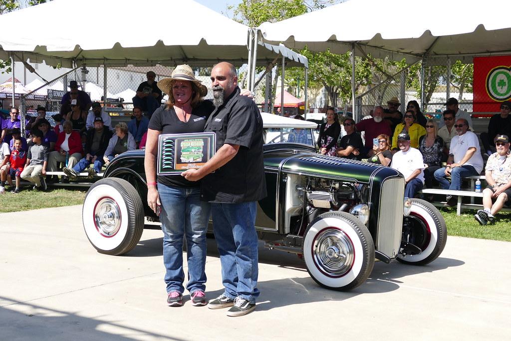 Top 2 Early Hot Rods Award/Dave Hollenbeck memorial Award | Flickr