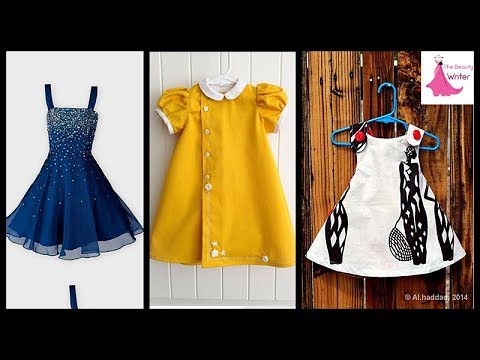 New Simple Kids Dress Designs - Easy To Make At Home | Flickr