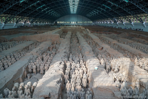 Xi'an Terracotta Warriors-3 | by Worldwide Ride.ca