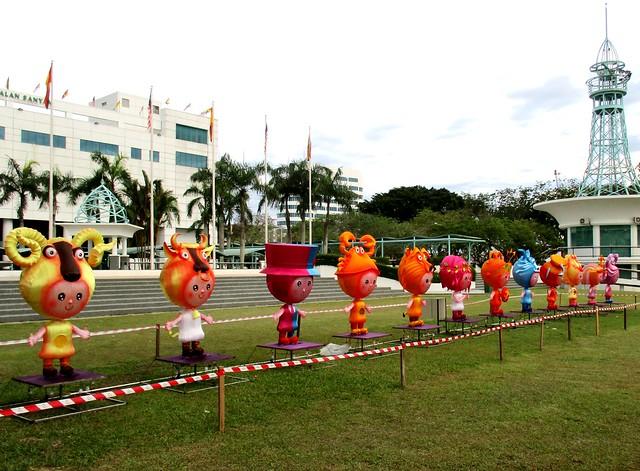 Sibu Lantern Festival 2017 9