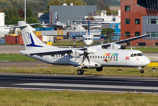 ATR-72-500 - TACV Cabo Verde - D4-CCC | by Kelvin Jahae