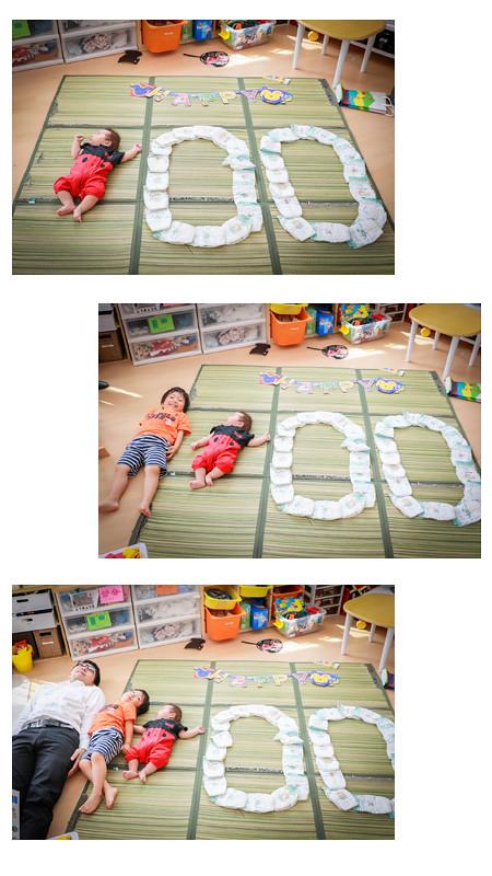 田縣神社(愛知県小牧市)で七五三前撮りとお宮参り写真のロケーション撮影 100日祝い 自宅でお食い初め(江南市)はママの手作り フォトスタジオとは違う!