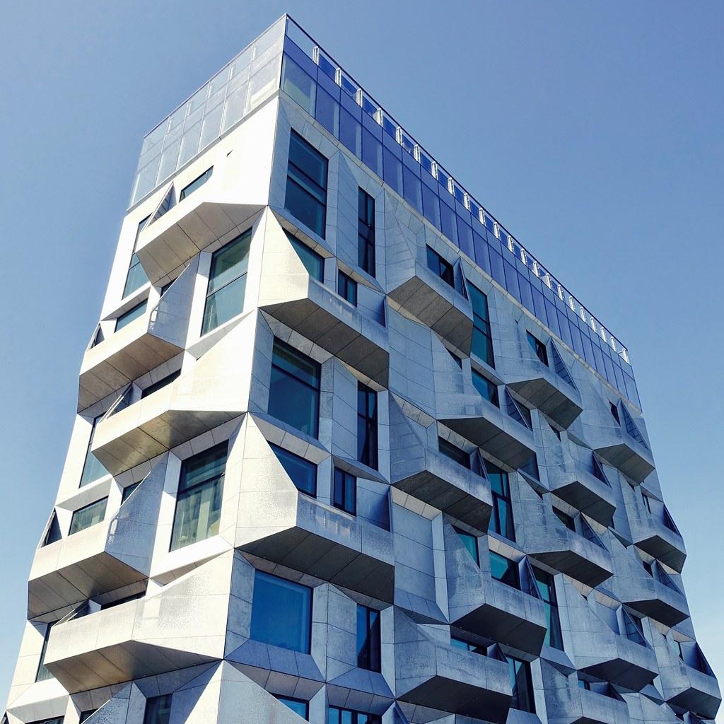 Weekly Apartment Rentals: The Silo Apartments, Nordhavn, Copenhagen, Denmark