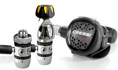 Regulador de buceo Cressi XS Compact AC2