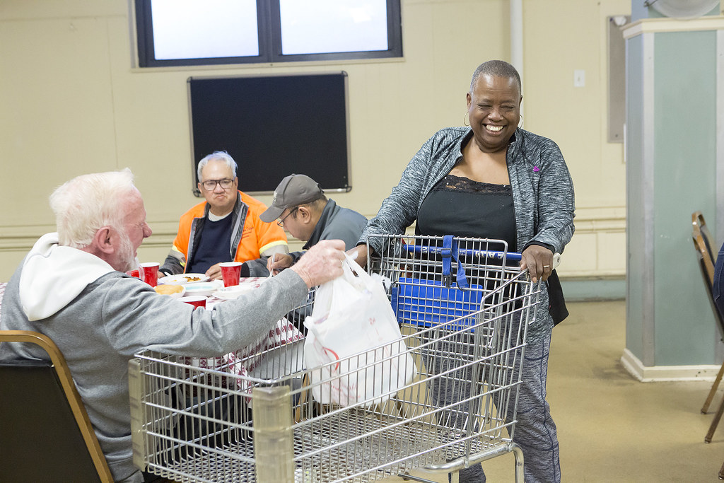 Quinn Community Center Soup Kitchen | Every Tuesday night, t… | Flickr