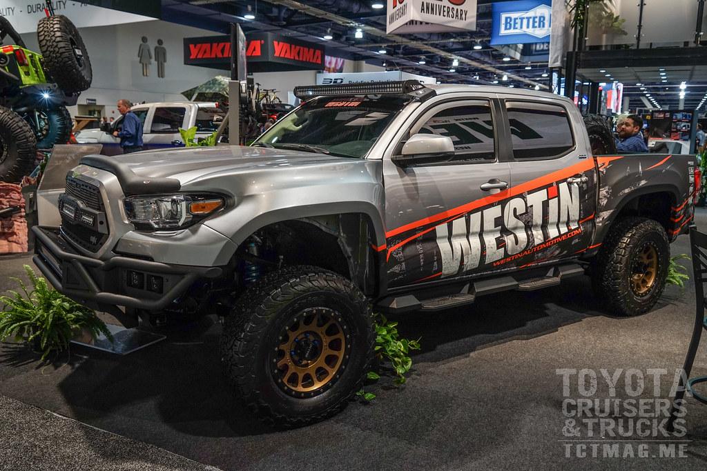 SEMA Show 2017 Part 2 Westin Automotive
