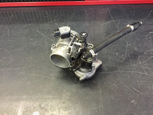 Husaberg throttle body 1 | by lukasmatzi