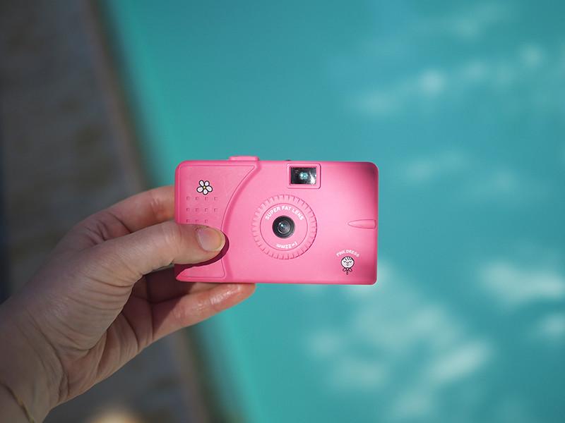Wide Slim filmikamera Plastic Cameras