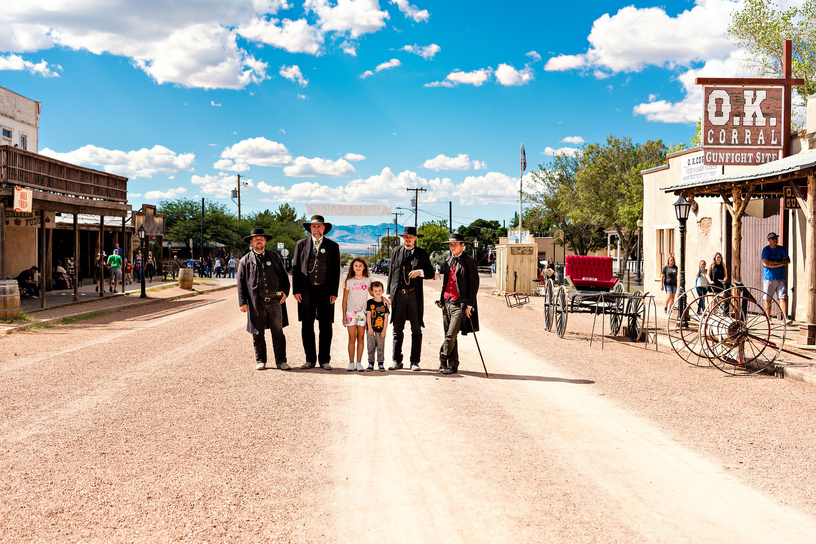 What to do in tombstone