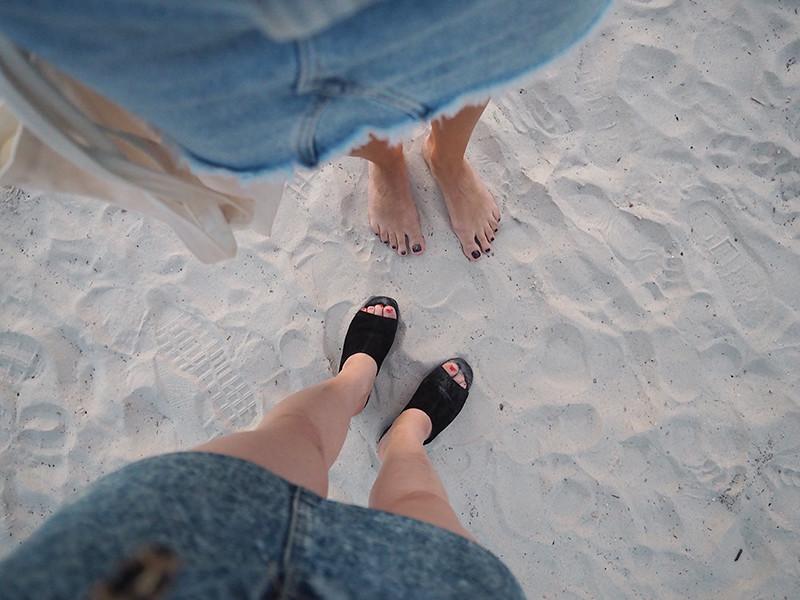 Lido Beach Sardinia